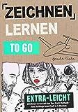 Zeichnen Lernen To Go: Extra-leicht zeichnen lernen mit der Geo Draft Methode - Vom Anfänger zum Profi in 4 Wochen (für Kinder & Erwachsene inkl. Video Tutorials)