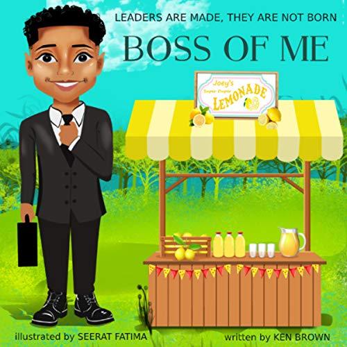 『Boss of Me』のカバーアート