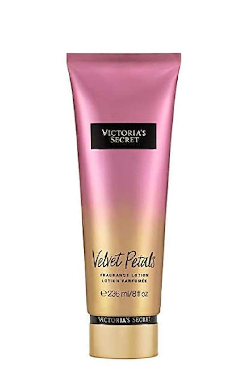 裏切る時代遅れ海嶺【並行輸入品】Victoria's Secret Velvet Petals Body Lotion ヴィクトリアズシークレットベルベットぺタルズローション236 ml