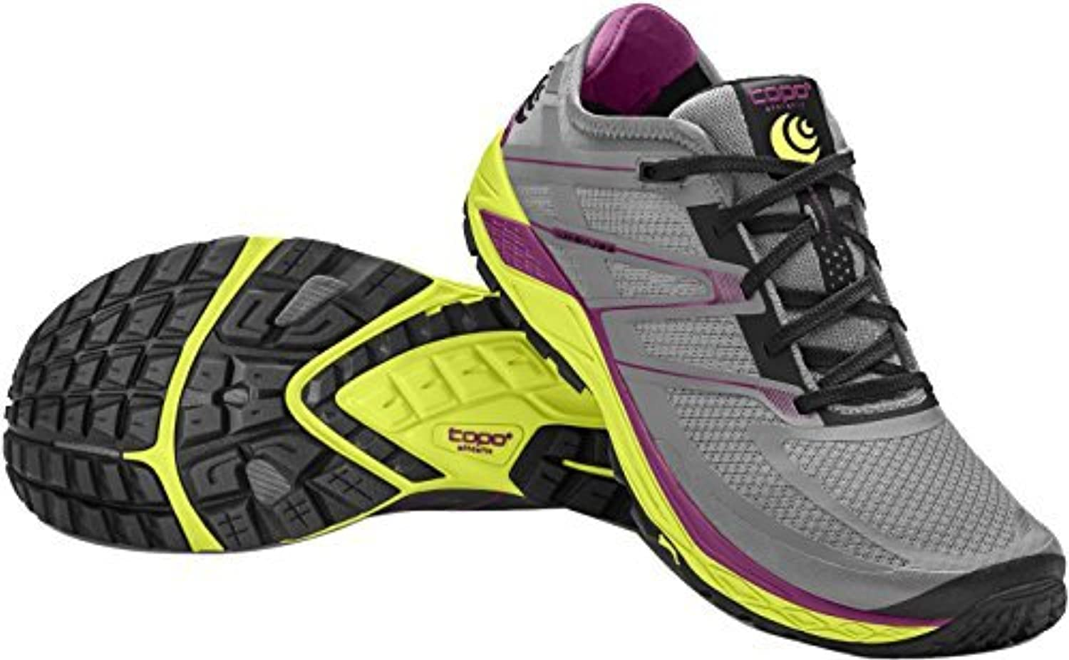 TOPO Womens Runventure 2 Trail Running shoes