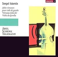 Virtuoso Solos for Viola Da Gamba