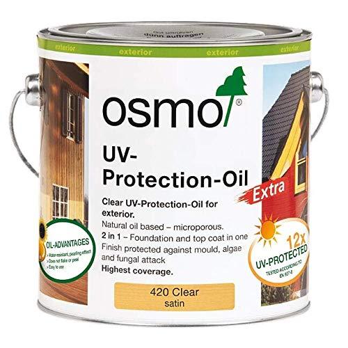 Osmo UV-Schutzöl 420 Extra (Außen), 0,75 l