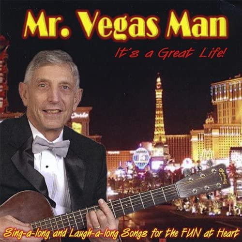 Mr. Vegas Man