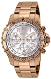 Invicta Men's 11368 Specialty Analog Display Swiss Quartz Rose Gold Watch