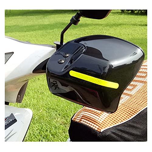 YGLIANHE Protector de la mano de la mano de la motocicleta Protector de protección de la mano con Ducati Monster 600 compatible con BMW K1600GTL compatible con Suzuki Gladius compatible con Yamaha XJR