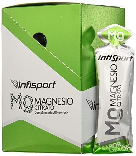Infisport Magnesio Citrato Gel - 12 Unidades