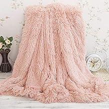 Amazon.es: manta rosa