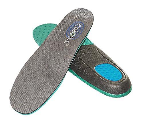 Orthofeet Best Arch Support Shoe Insert For Women Plantar Fasciitis Heel Spurs Flat Feet Foot Pain Insoles