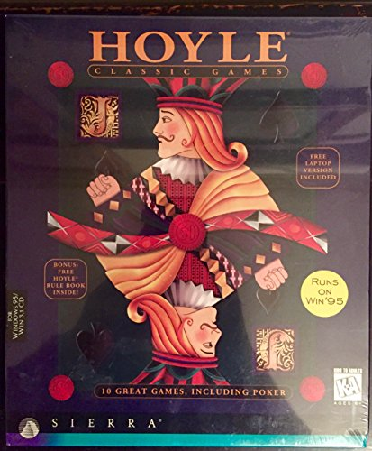 Hoyle Classic Games {10 Great Card and Board Games}