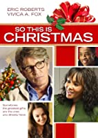 So This Is Christmas [DVD] [Import]