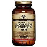 Solgar - Glucosamine Chondroitine - 120