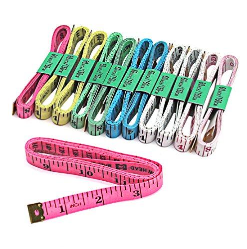 Blisstime Tailor Sewing Flexible Ruler Tape Measure 60