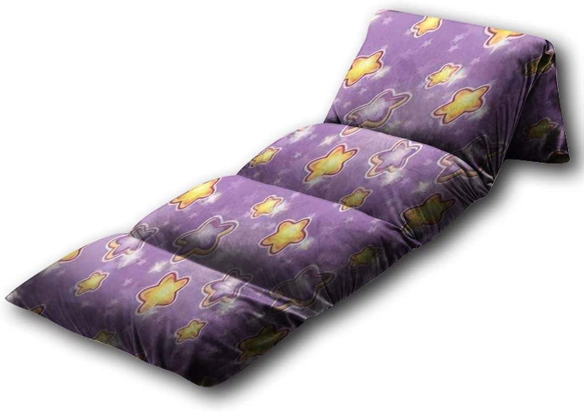Kids Floor Pillow Seamless Pattern of Stars Sales Cartoon a on Purple famous