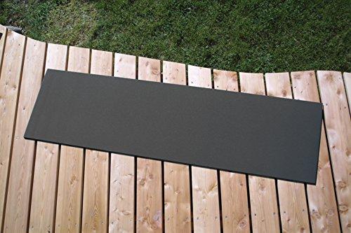 Relags Eco Isomatte, Grau, 180 x 50 x 1 cm
