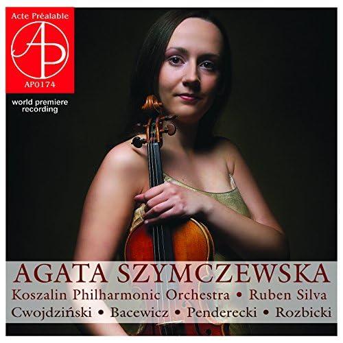 Agata Szymczewska, Ruben Silva, Orkiestra Symfoniczna Filharmonii Koszalinskiej