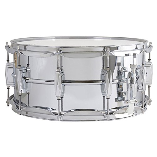 "Snare LM402, 14""x6,5"", Chrome over Aluminium"