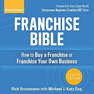 Franchise Bible, 8th Edition audiobook cover art