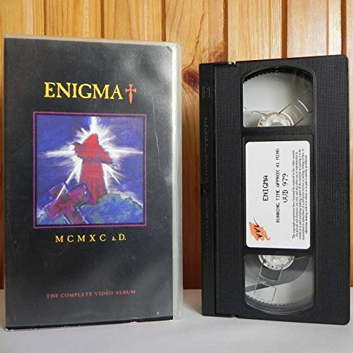 Enigma: Mcmxc A.D. - The Complete Video Album [VHS]