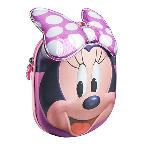 Disney- Minnie Plumier, Multicolor, 24 cm (Artesanía Cerdá CD-27-0216)
