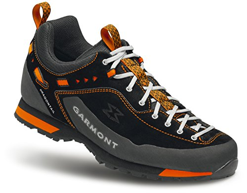 GARMONT Dragontail LT Schuhe Herren Black/orange Schuhgröße UK 10,5 | EU 45 2020
