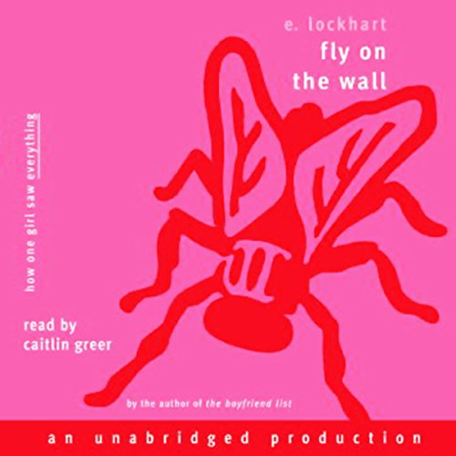 Fly on the Wall audiobook cover art