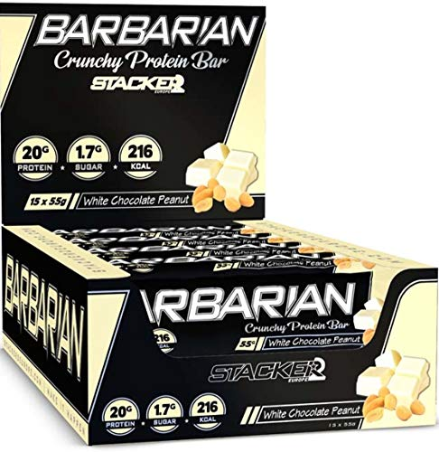 Stacker2 Barbarian Bar - 825 Gr