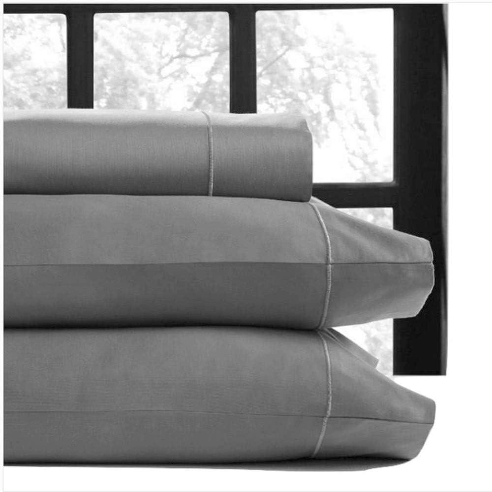 4-Piece Long-Staple Combed Cotton Soft /& Silky Sateen Weave Sheet Sets /& Pillowcases Deep Pcoket fit up to 16 Mattress Casa Platino 600-Thread-Count Sheet Set 100/% Cotton Sheets Beige, Queen