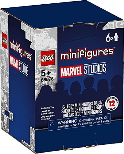 Now available on Amazon ~ the new Marvel Studios Lego Minifigures ~ Linky ~   …