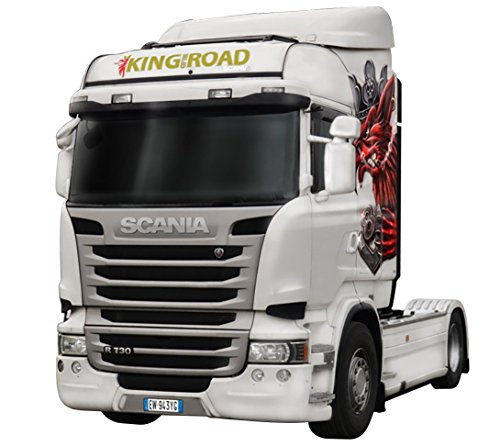Italeri 3932 Scania R730 Streamline Highline Cab Model Kit camion plastica Scala 1:24