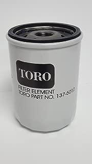 GENUINE OEM TORO PARTS - OIL FILTER NN10143