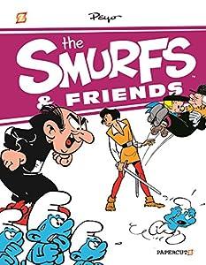 The Smurfs Graphic Novels 30巻 表紙画像