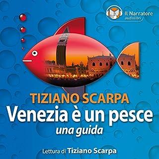 Venezia è un pesce copertina