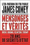 51OGqK56ZIL. SL160  - The Comey Rule : Comey Vs Donald Trump, la confrontation prend place ce soir sur Canal+