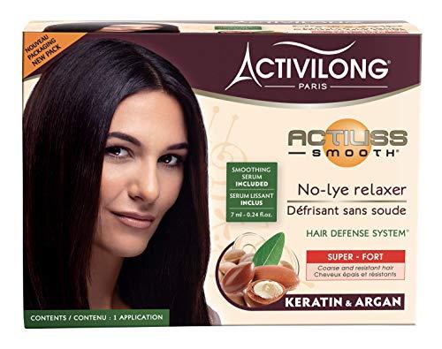 Activilong - Actiliss smooth - Défrisant sans...
