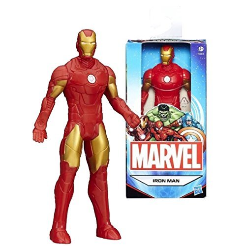 HASBRO Avengers Action Figures Iron Man 15cm. B1686 B1814