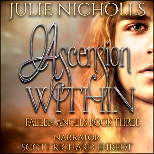 Ascension Within audiobook cover art