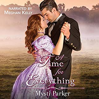 A Time for Everything audiobook cover art