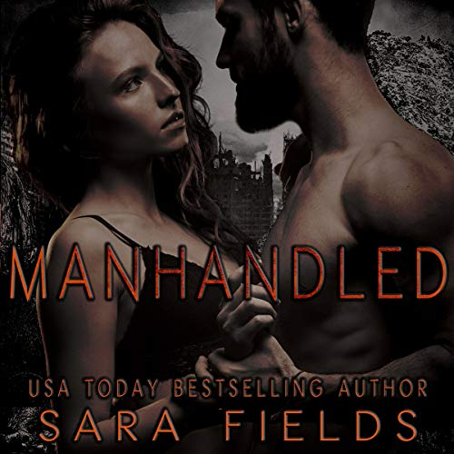 Manhandled audiobook cover art