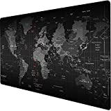 Gaming Mouse Pad Customized Extended Large Desk Mat 35.4x15.7 Inch Non-Slip Mouse Mat (90x40...