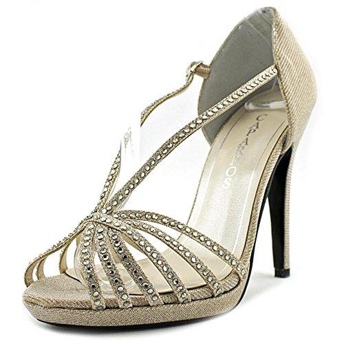Caparros Precious Women US 9 Nude Sandals