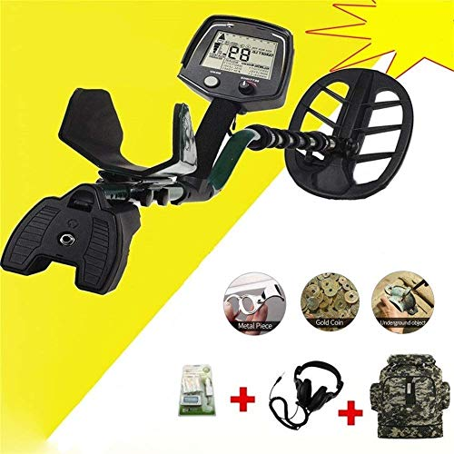 Review Of YUYUKUAILAI Metal Detector, high Precision Treasure Hunter for Outdoor use