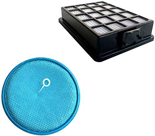WuYan 2 piezas / lote de accesorios de aspiradora de piezas de filtros de polvo H13 Hepa para Samsung SC21F50 SC15F50 FLT9511 sensor de mascotas VCA-VH50
