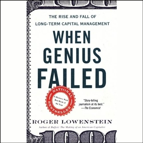 When Genius Failed cover art