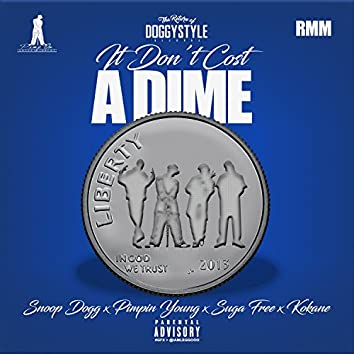 Don't Cost a Dime - Single