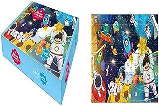 Jigsaw Puzzle Space Exploration 180Pc