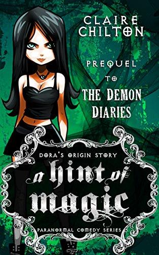 Free eBook - A Hint of Magic