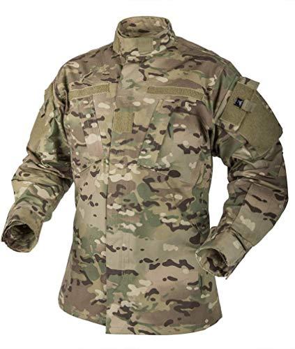 Helikon-Tex ACU Shirt - Polycotton Ripstop (CAMOGROM, M/Regular)