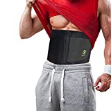 Best Premium Waist Trainer & Trimmer Ab Sweat Belt For Men & Women....