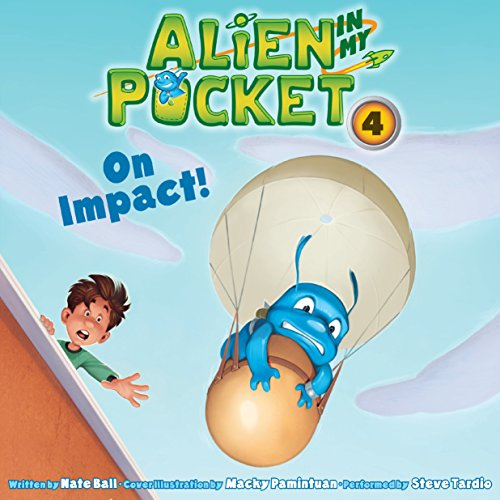 On Impact! audiobook cover art