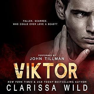 Viktor audiobook cover art